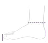 Çocuk & Bebek Ayakkabi Ölçü Bilgileri